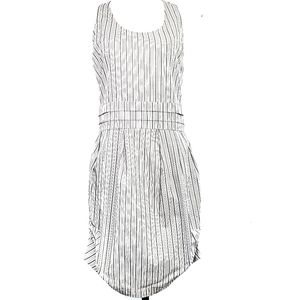 Timo Weiland Funky Hem Cotton Dress